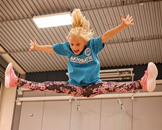 Akrobatik Fortsättn.
