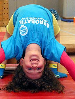 Akrobatik Nivå 1
