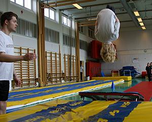 Akrobatik Avancerad