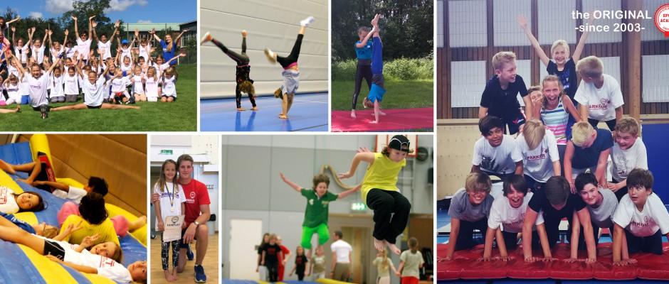 Akrobatik – termin & läger