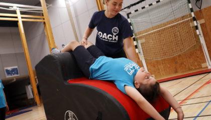 Akrobatik- & Gymnastikläger v.9